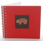 Bear Coppe Charm Journal