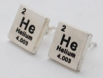 Helium Earrings - silver