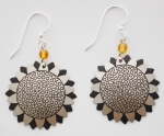 Sunflower Earringss