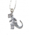 T. Rex Necklace