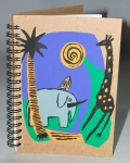 Elephant and Giraffe Journal